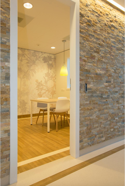 Hospital Room Interior Design: Hospital Interior Design, Meeting Room Psychiatry Unit