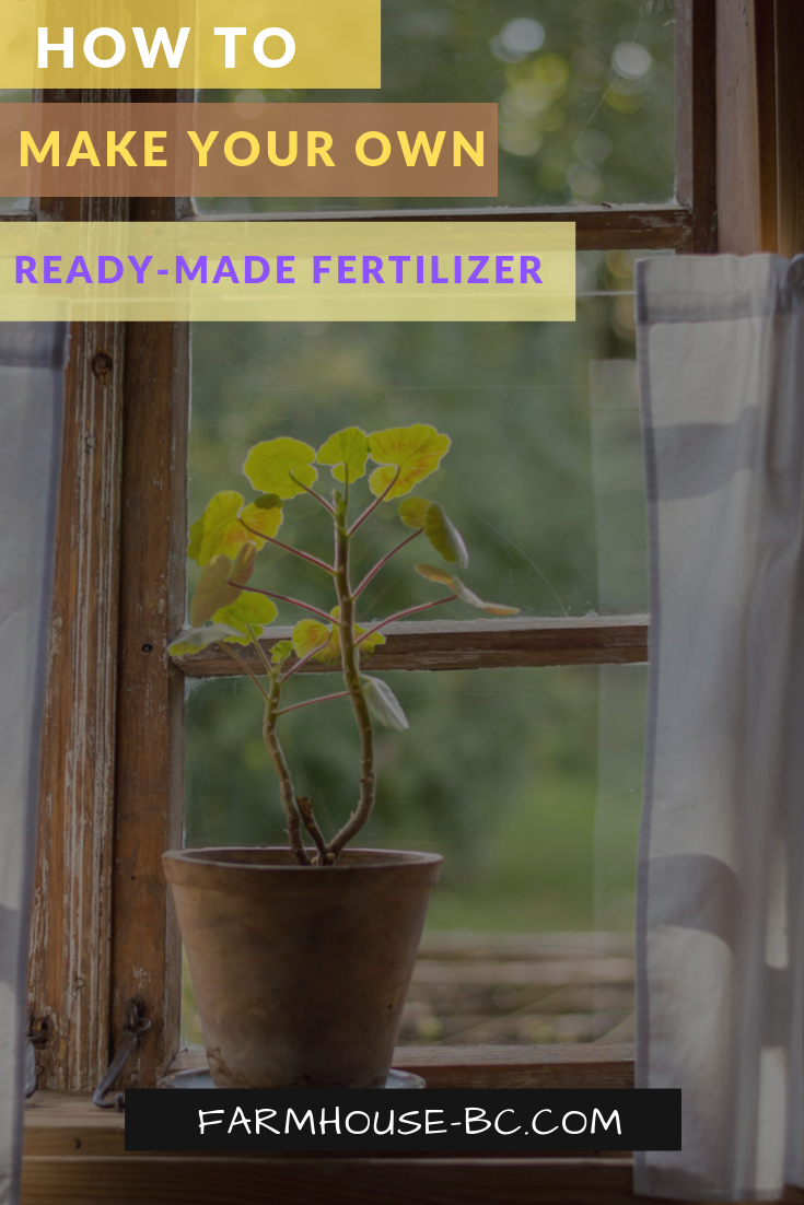 Fish Emulsion Fertilizer How To Make And Use In 2020 400 x 300