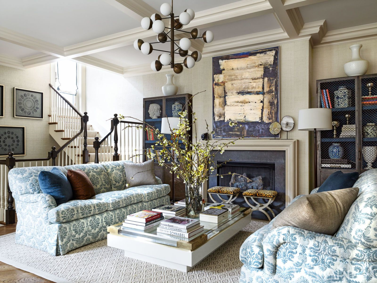 house tour: a modern chicago renovation that embraces history