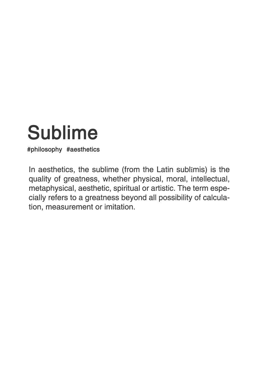 Sublime Philosophy Typography Typographyposter Philosophy Theories Philosophy Books Philosophy Quotes