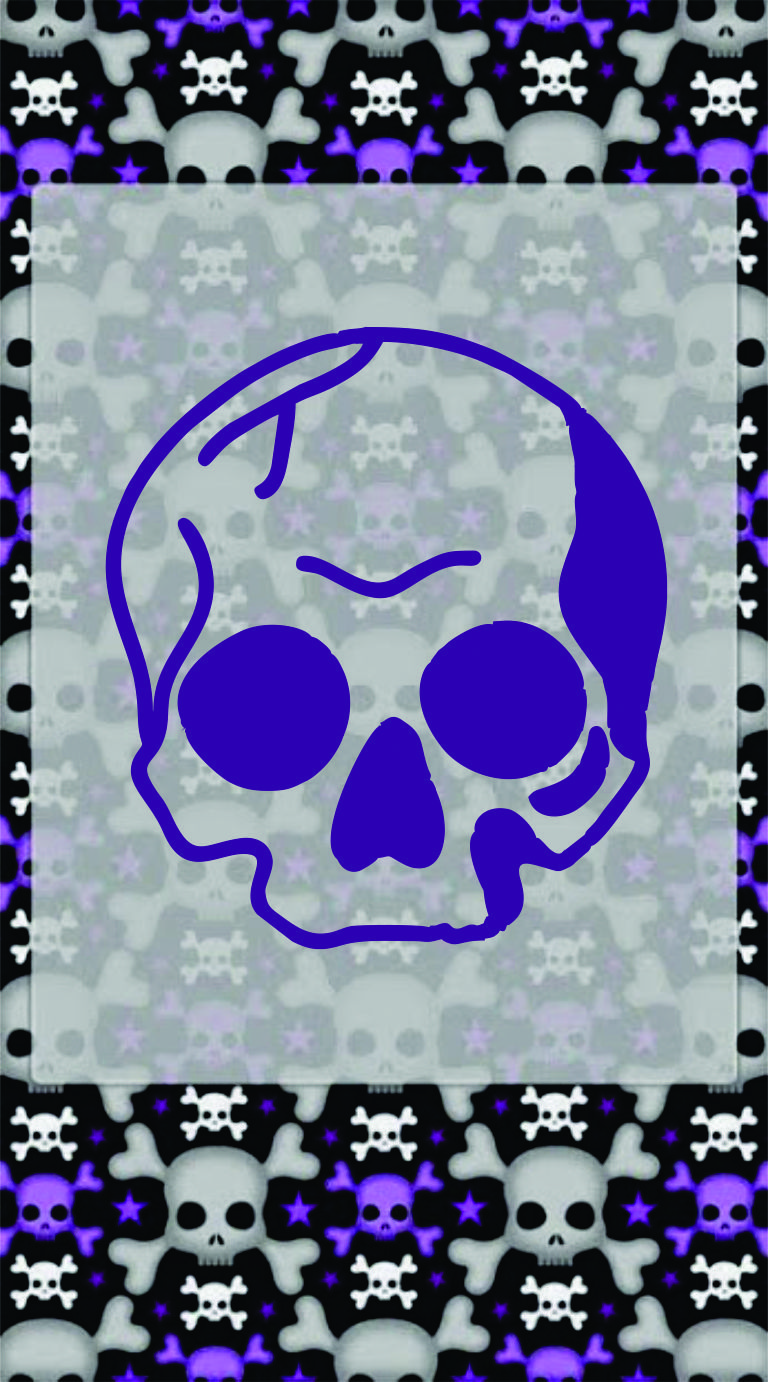 Pin By Lisa Jo On Backgrounds Wallpapers Skull Wallpaper