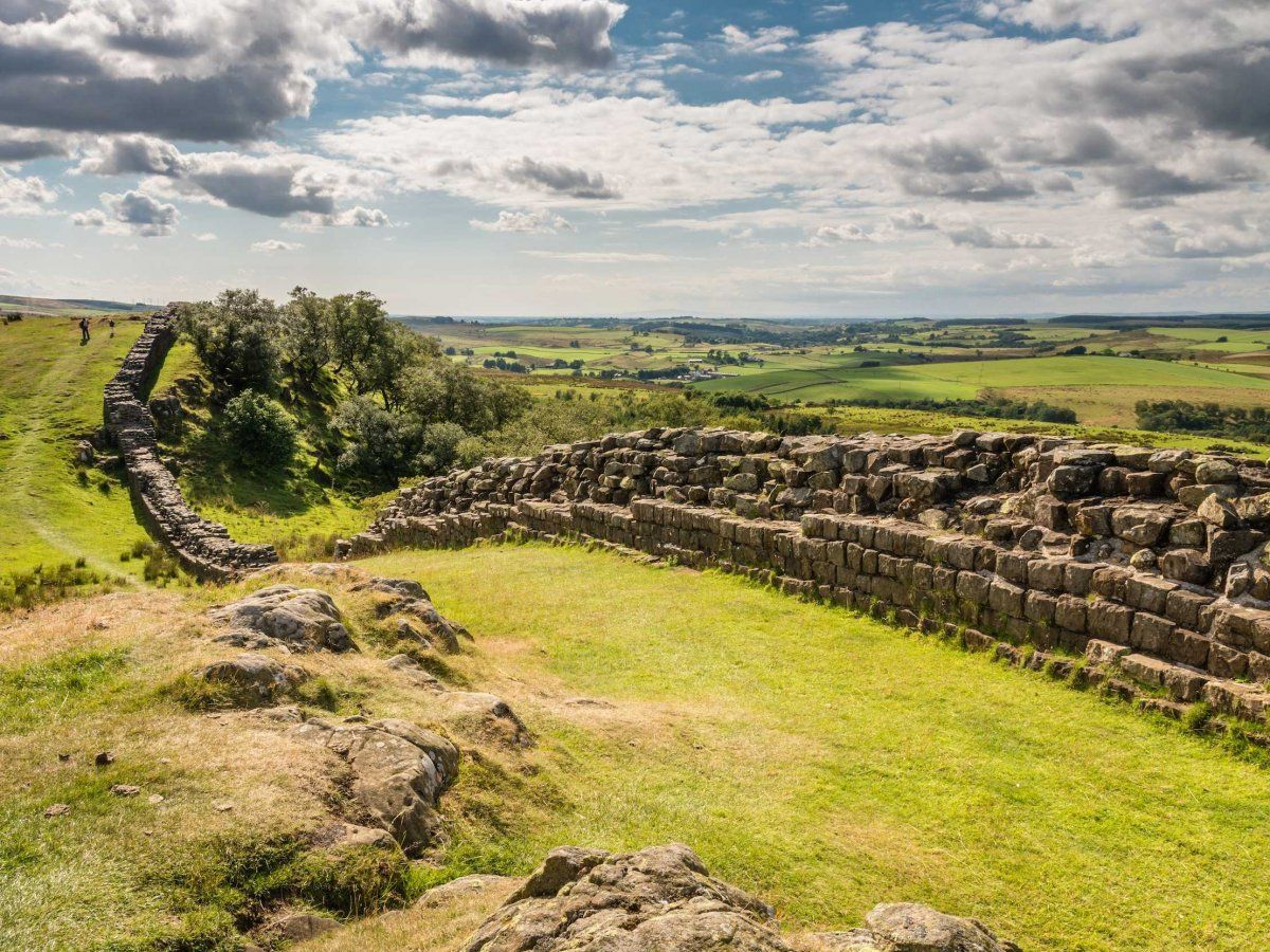 26 Ancient Ruins You Should Visit In Your Lifetime Hadrians Wall Cool Places To Visit Ancient Ruins