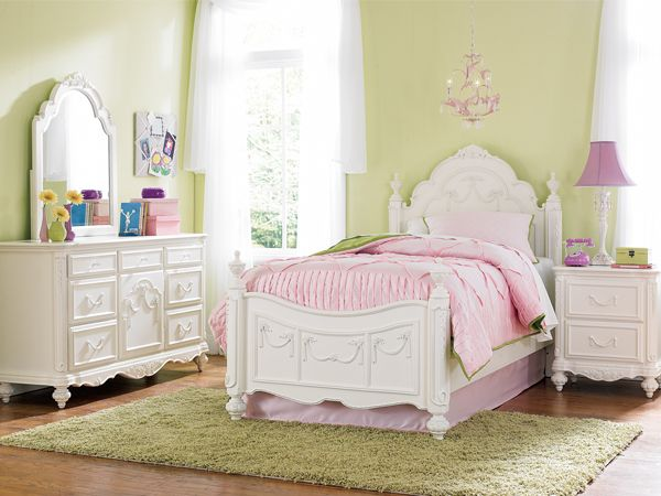 Pink And Green Little Girls Bedroom   Bing Images