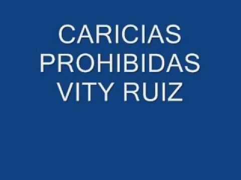 CARICIAS PROHIBIDAS | Canciones, Maestro de musica, Musica
