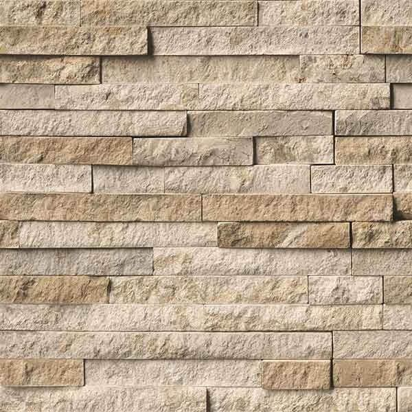 4 Pack Of Dumapan Bilboa Masonry Beige Brick Pvc Bathroom Wall