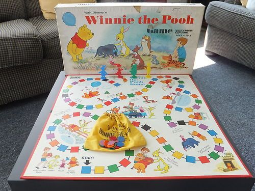 Winnie The Pooh Loved This Game Similar Concept To Candy Land