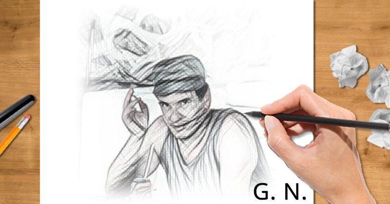 Θα Σε Ζωγραφίσουμε Μέσα Σε 5 Δευτερόλεπτα - Κάνε Κλικ Εδώ Και Δες Το Αποτέλεσμά Σου!
