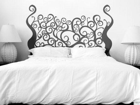 Cabeceros de cama originales bedrooms - Cabeceros de cama originales pintados ...
