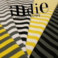 Kotimainen raitaresori. Teetetty yhteistyössä Indie Fabrics - Finland porukan kanssa.