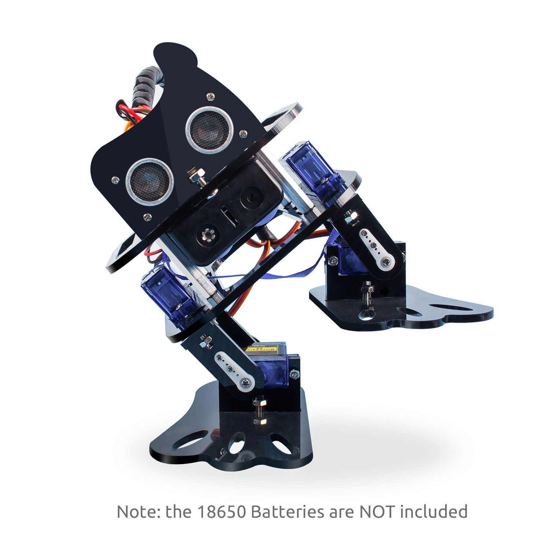 Arduino Nano DIY 4DOF Robot Kit Sloth Learning Kit