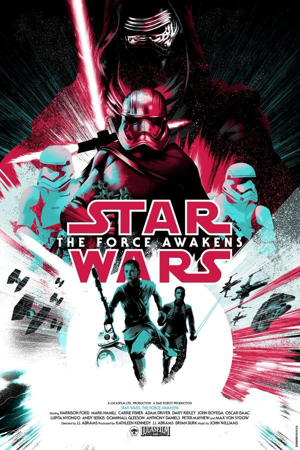 Star Wars Poster 07