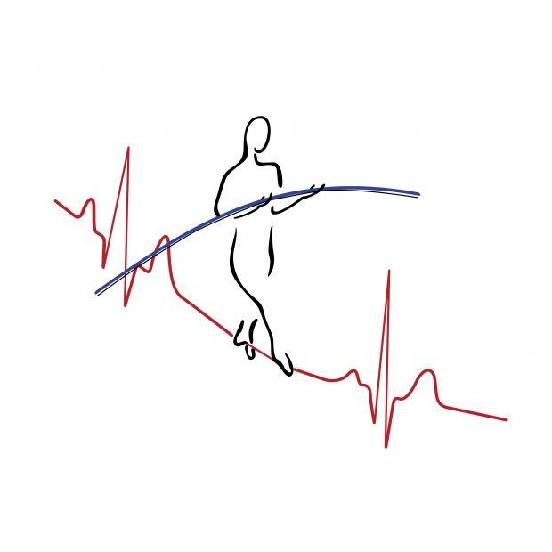 In balans met hartcoherentie