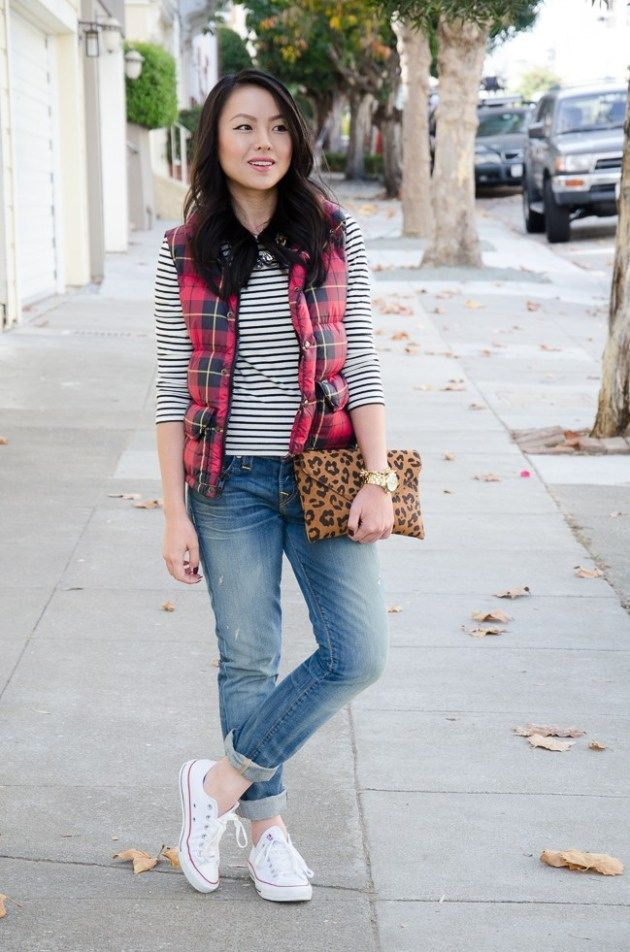 6 Ways To Wear A Puffer Vest - Society19