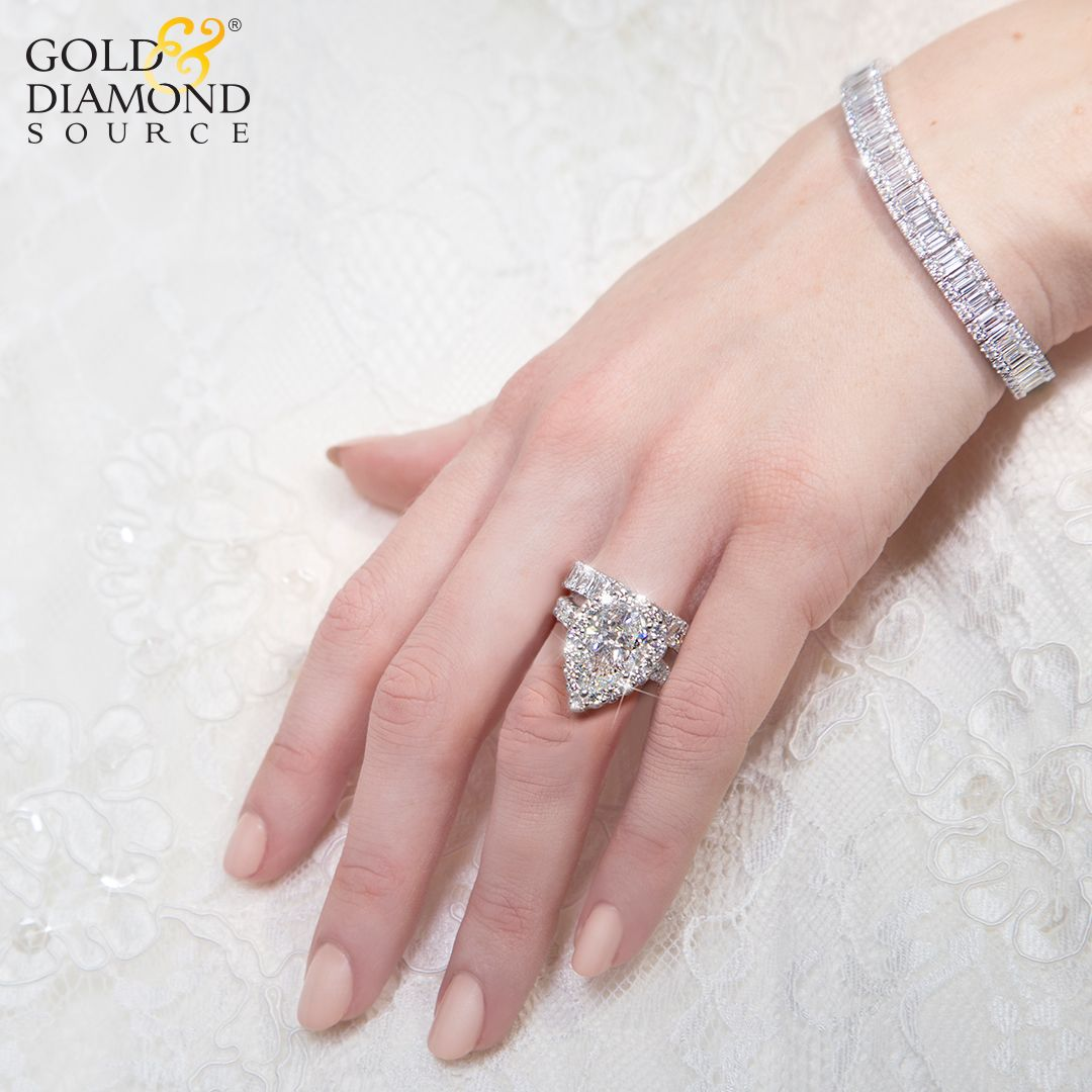 The Most Elegant Bride can find her Dream Ring here at Gold ...