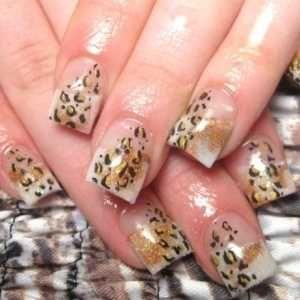 Acrylic nail designs leopard print image collections nail art nail design animal print gallery nail art and nail design ideas animal print acrylic nail designs prinsesfo Gallery