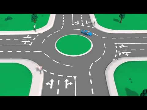 Not Necessarily Life Skills But Certainly Life Saving Skills Road Rules Awareness Youtube For Nsw Australia Click Road Rules Drivers Education Roundabout