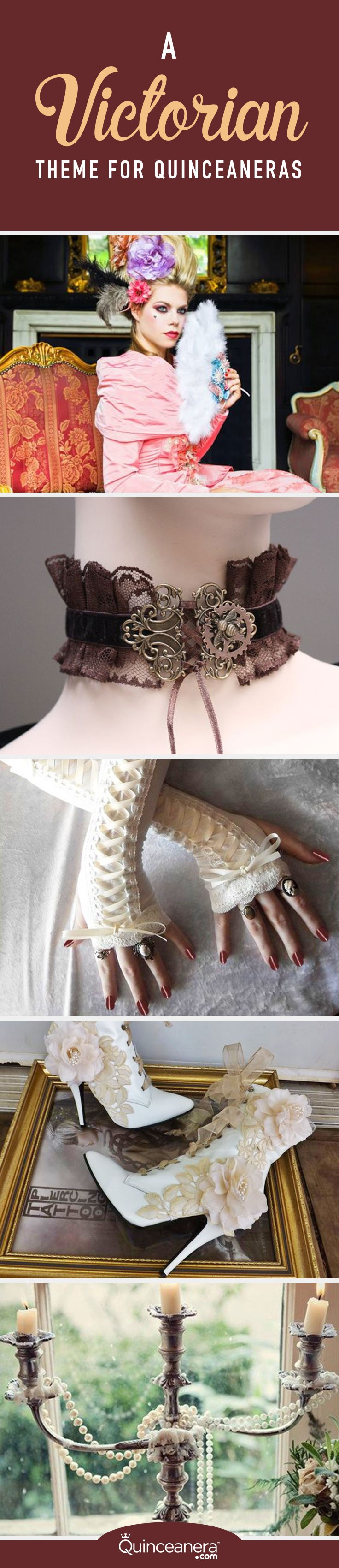 675448d0d1e Stay away from the typical and choose a Victorian theme for quinceaneras
