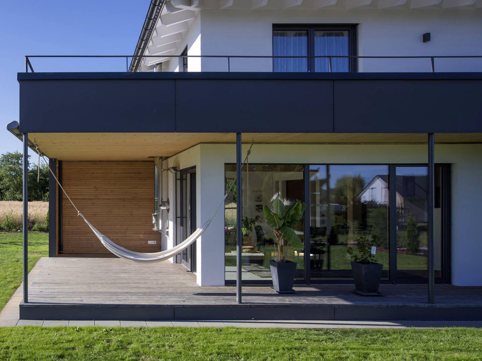 Stadtvilla Dornhan von Kitzlingerhaus Terrasse und