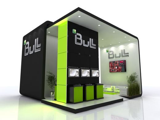 Exhibition Stand Inspiration : Beautifully designed exhibition designs custom stand