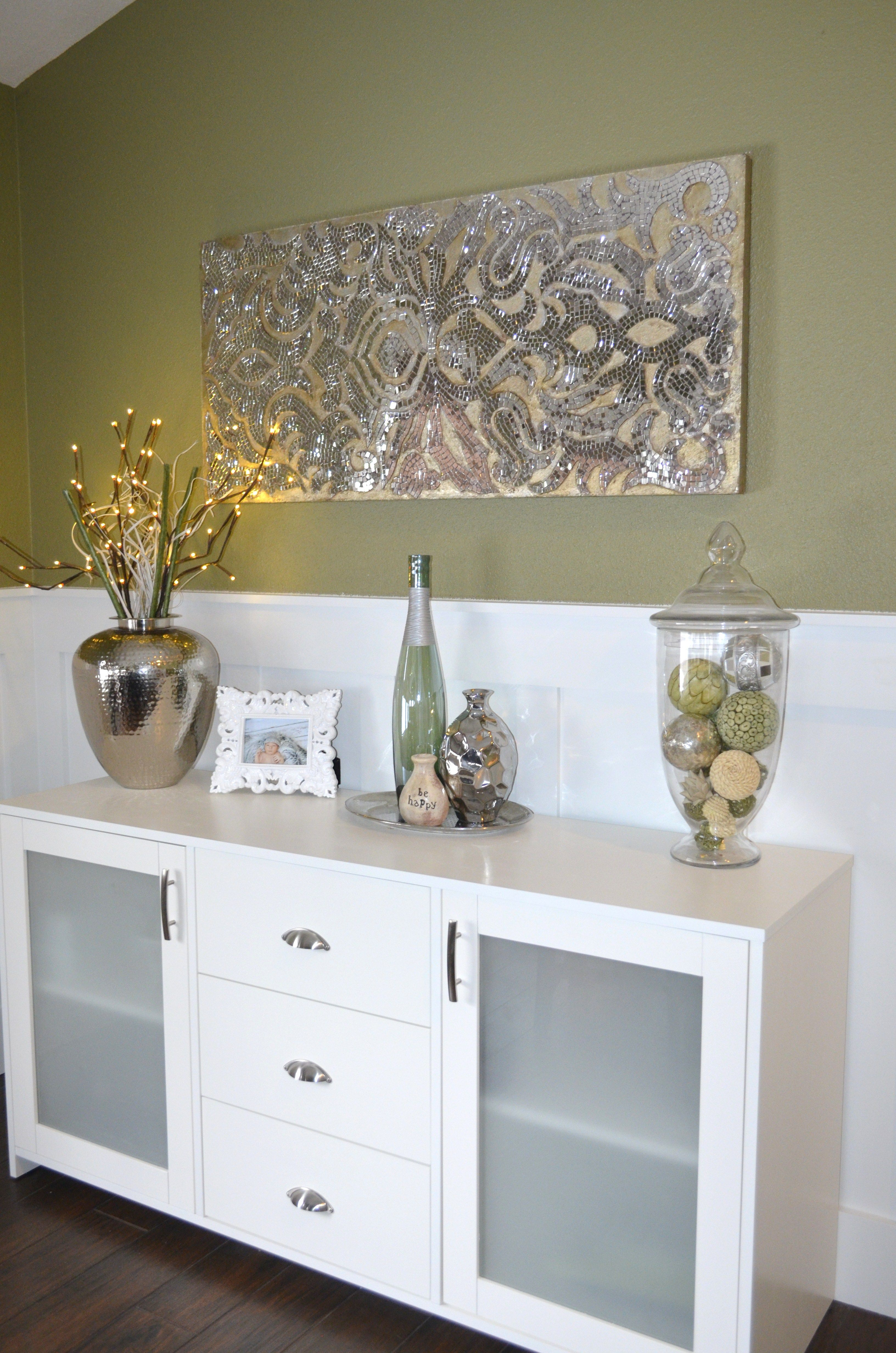 Dining Room Buffet With Images Dining Furniture Makeover