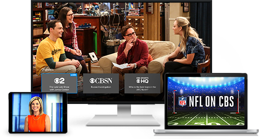 Live TV Streaming, On Demand, Originals, and Movies CBS
