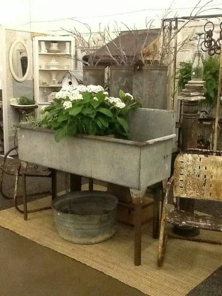 Pin By Debbie North On Booth Display Pinterest Garden Decor And
