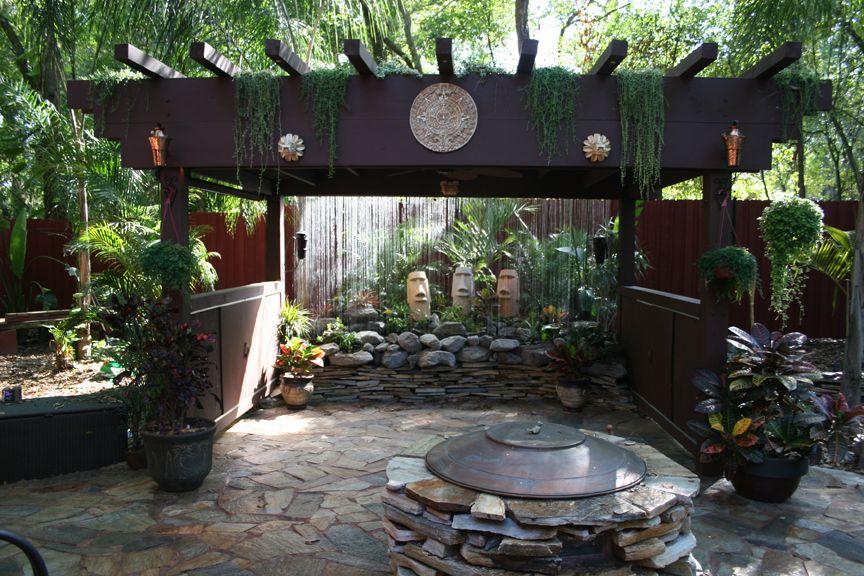 Rain Curtain Fountain Diy Http Rainfalldesigns Com