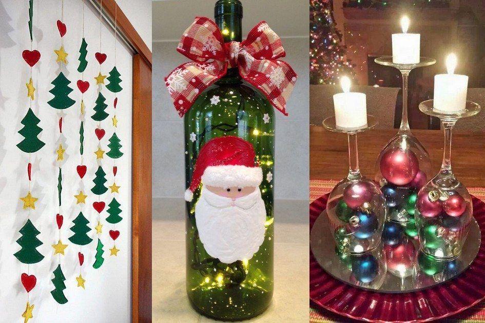 8 ideias criativas para decorar sua casa no Natal; veja o passo a passo!