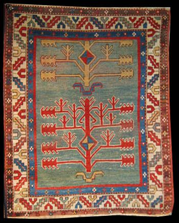 Quot Tree Of Life Quot Kazak Rug Oriental Rugs From Pacific