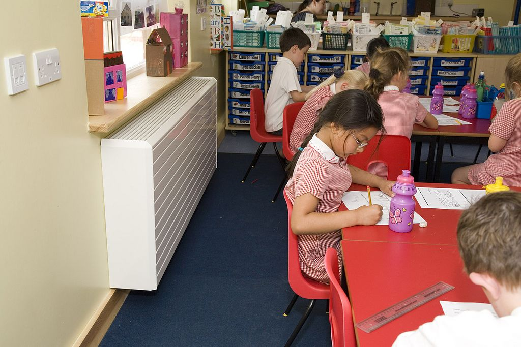Haydon Wick Primary School was experiencing a number of