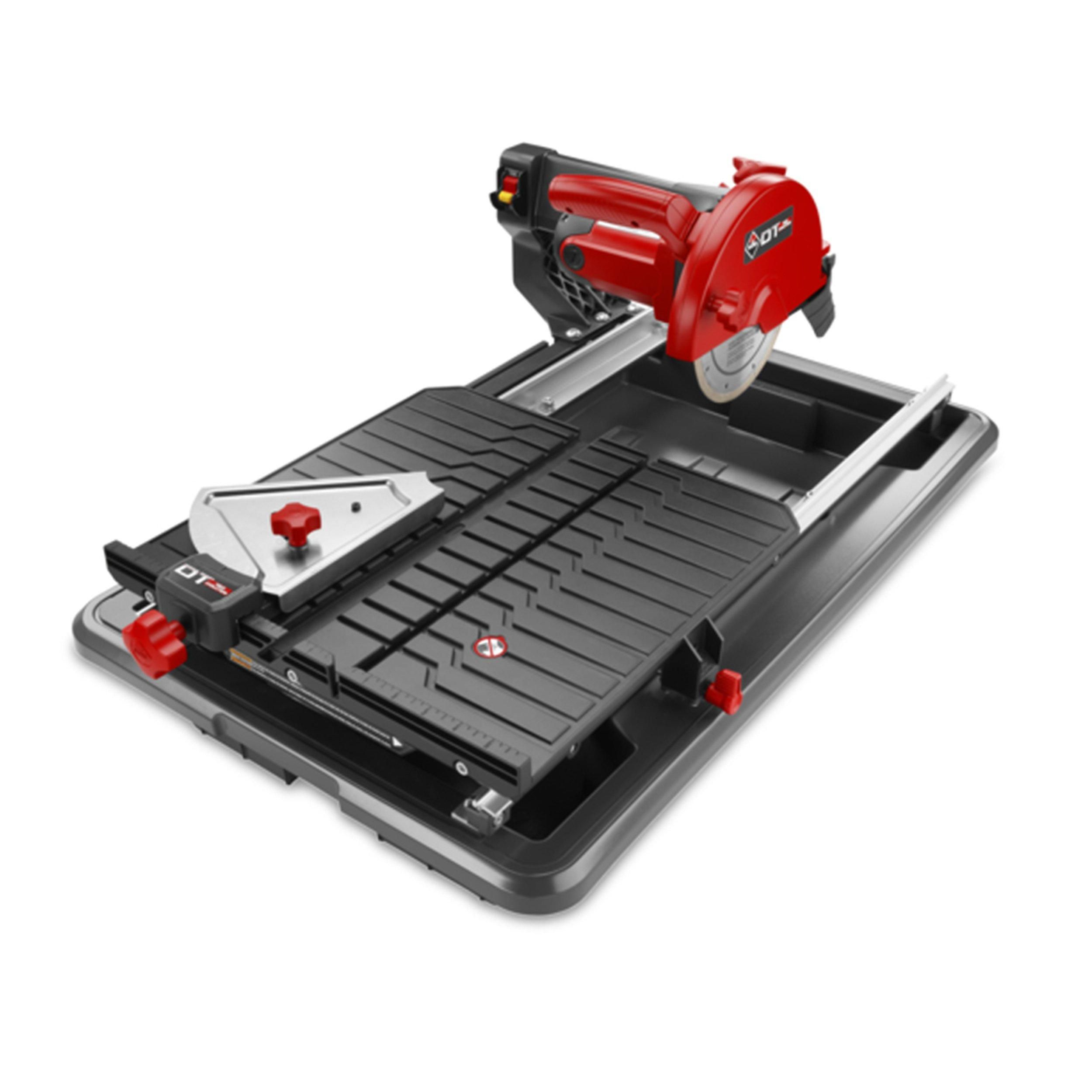 Rubi Dt 180 Evolution 7 Inch Wet Tile Saw Floor Decor In 2020 Home Made Table Saw Tile Saw Diy Table Saw