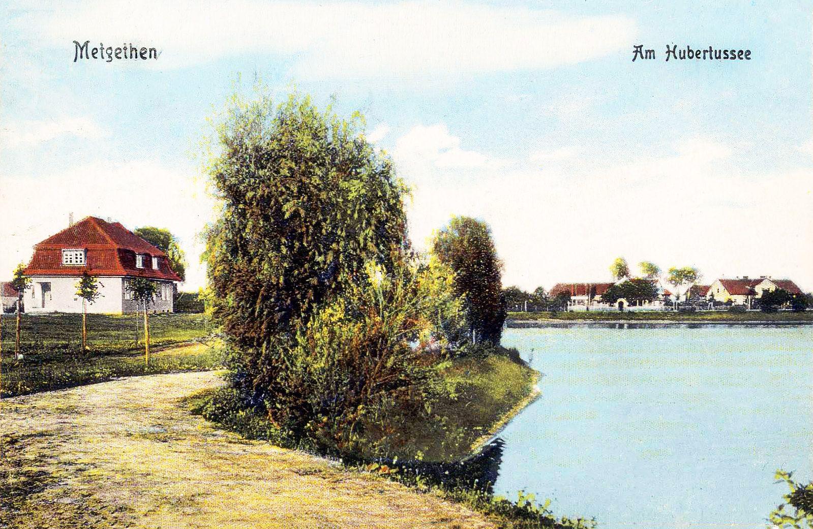 Photo of Metgethen  Ostprussen  Am Hubertusse