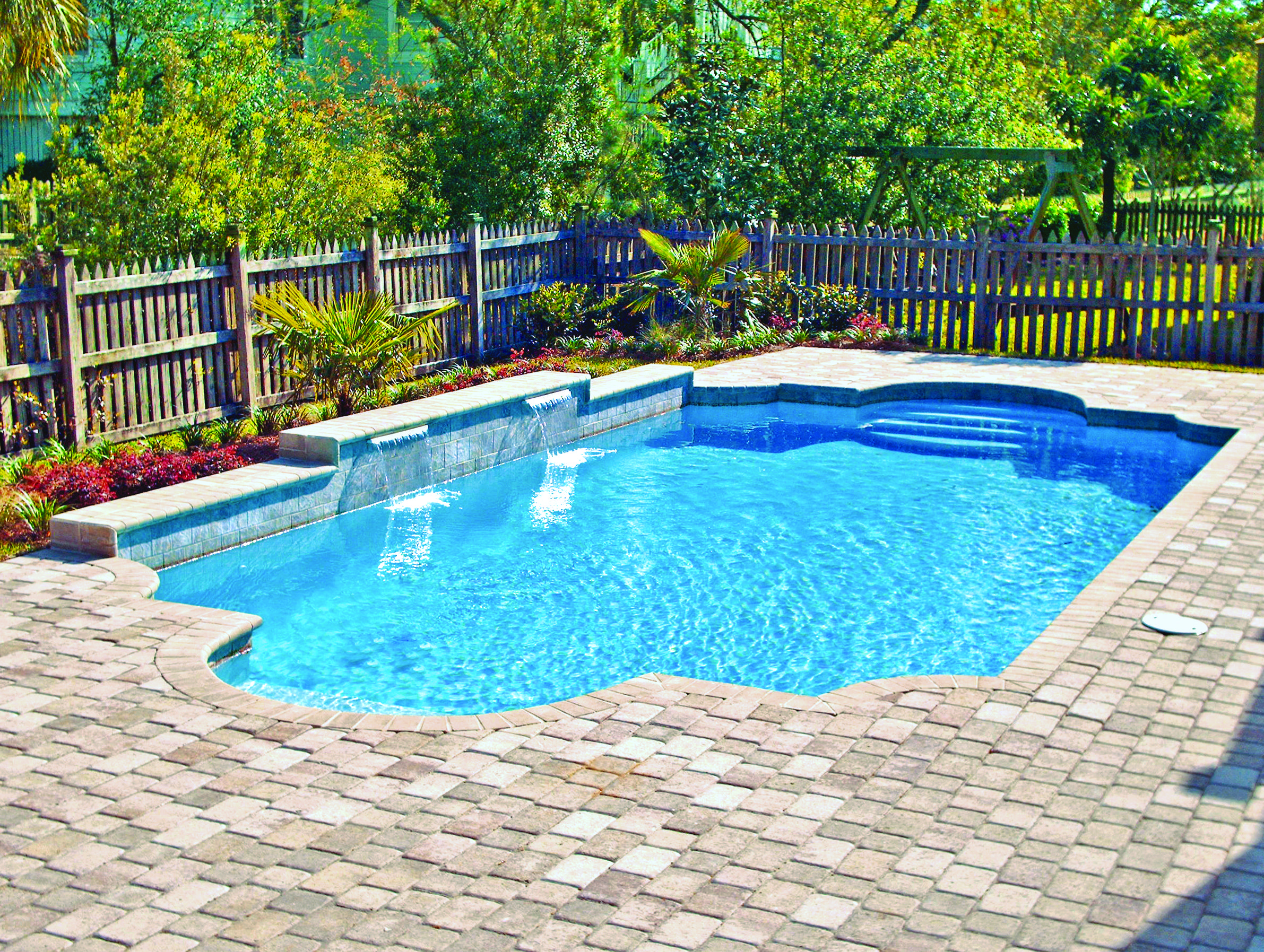 Roman Style Pools Grecian Style Pool Design Pictures Backyard Pool Pool Landscaping Backyard Pool Landscaping