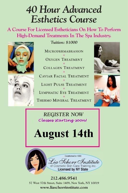 Pin By Lia Schorr On Lia Schorr Institute Of Cosmetic Skin Care Training Inc Eye Treatment Cosmetic Skin Care Facial Treatment