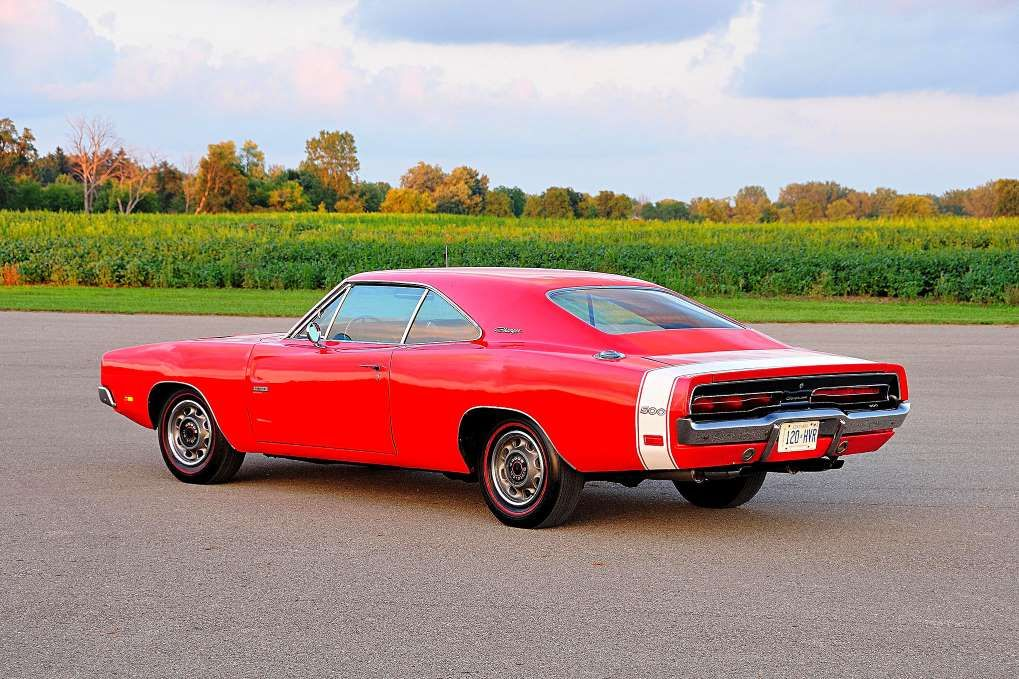 First 1969 Dodge Charger 500 Remains in Amazing Unrestored Condition ...