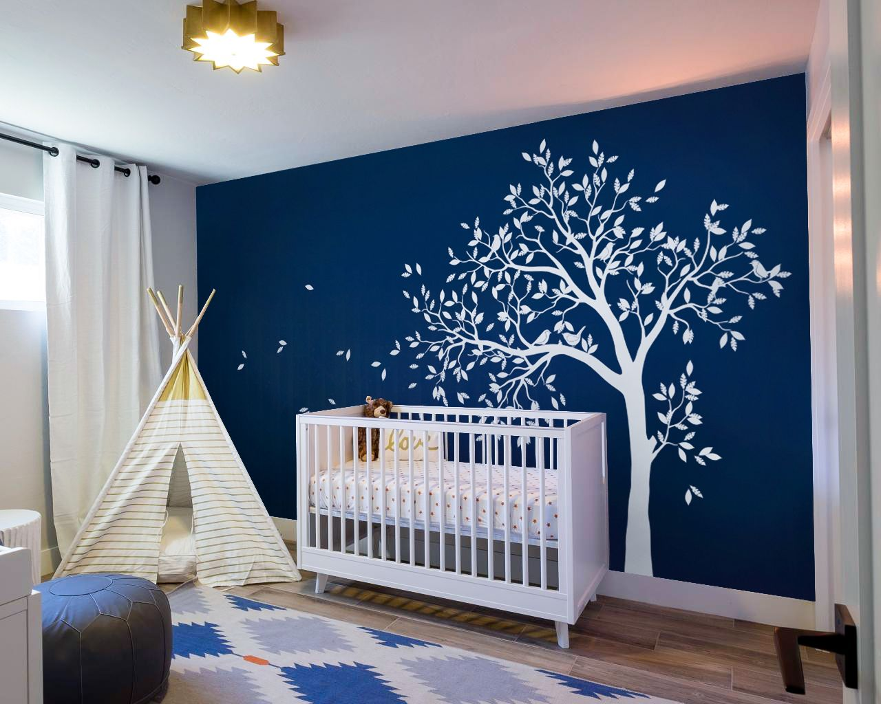 How To Make Kid Room Look Beautiful Pick Your Wall Tree Decal - How to make vinyl wall decals stick