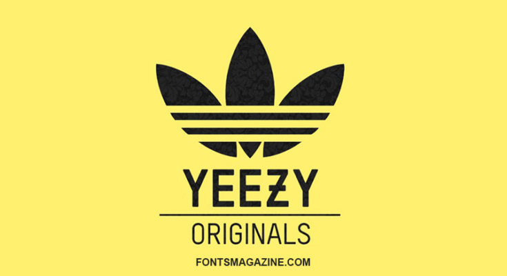 Yeezy Font Download Fonts Magazine Yeezy, Fonts, Free