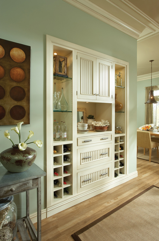 Built-in Medallion Cabinetry.   Kitchen remodel, Medallion ...