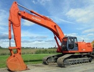 Hitachi Ex400 Workshop Service Repair Pdf Manual Repair Manuals Repair Excavator