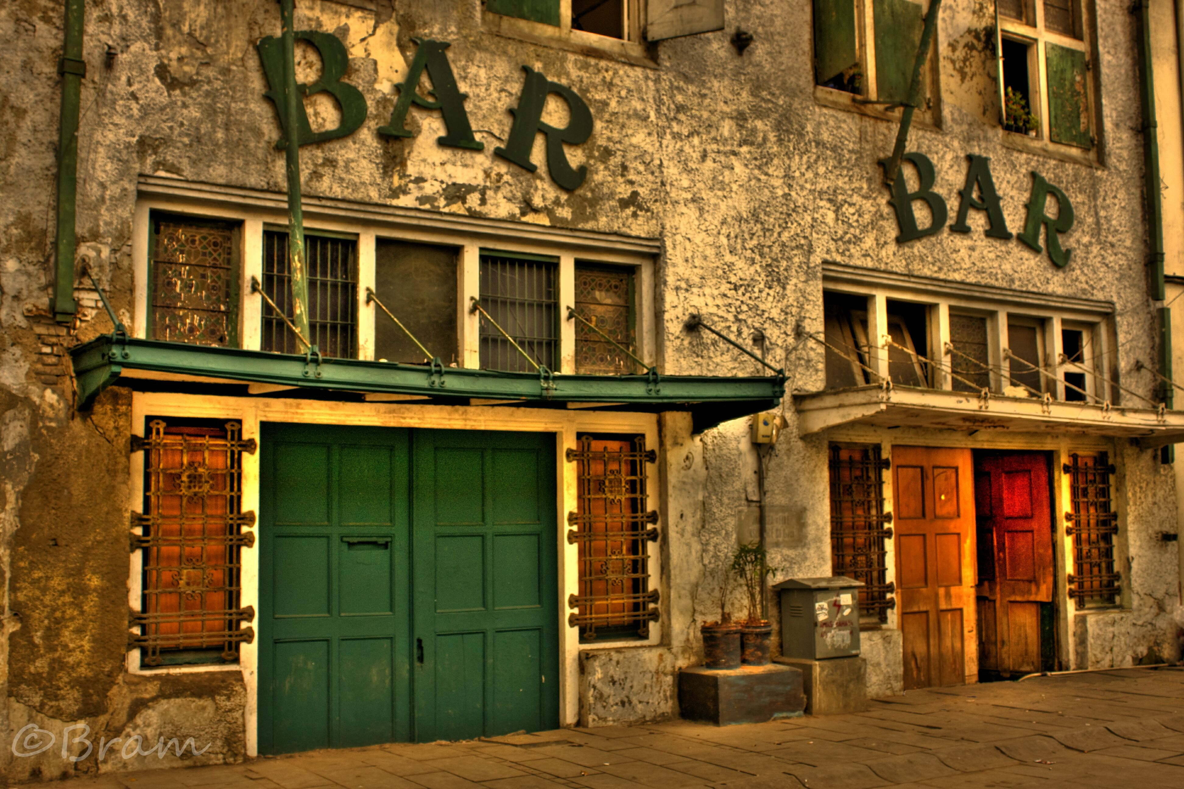 kota tua Bar Bar Jakarta Indonesia Asia