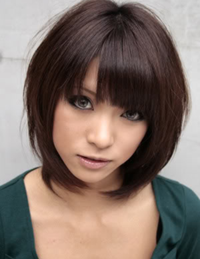 Cute Short Hair And Circle Contacts Coiffure Coupe De Cheveux Cheveux Courts