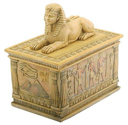 Sphinx Trinket Box - Collectible Figurine Statue Sculpture Figure Summit http://www.amazon.ca/dp/B00C6ORUME/ref=cm_sw_r_pi_dp_.2m4vb0AEGTJA