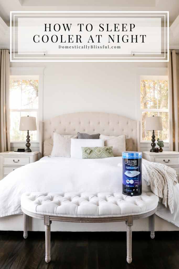 How To Sleep Cooler At Night Bedroom Inspiration White Classic
