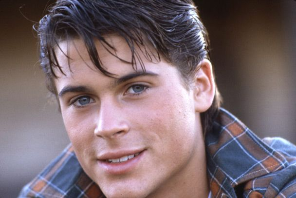 Outsiders Rob Lowe