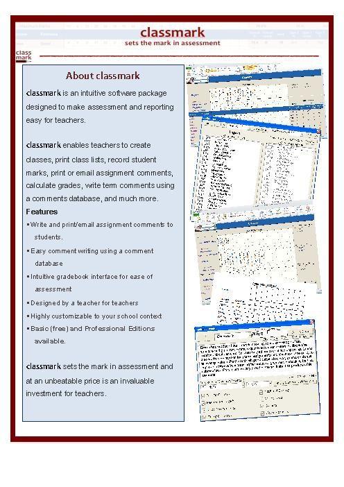 free electronic gradebook