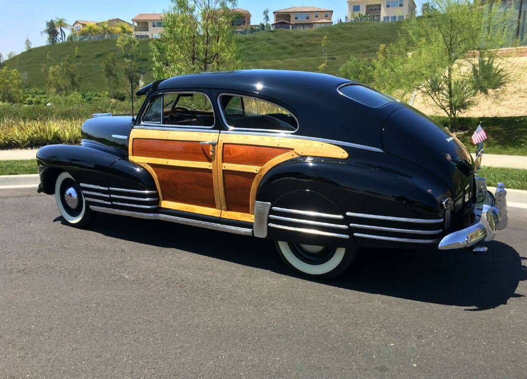 1948 Chevrolet Fleetline For Sale 1945794 Hemmings Motor News