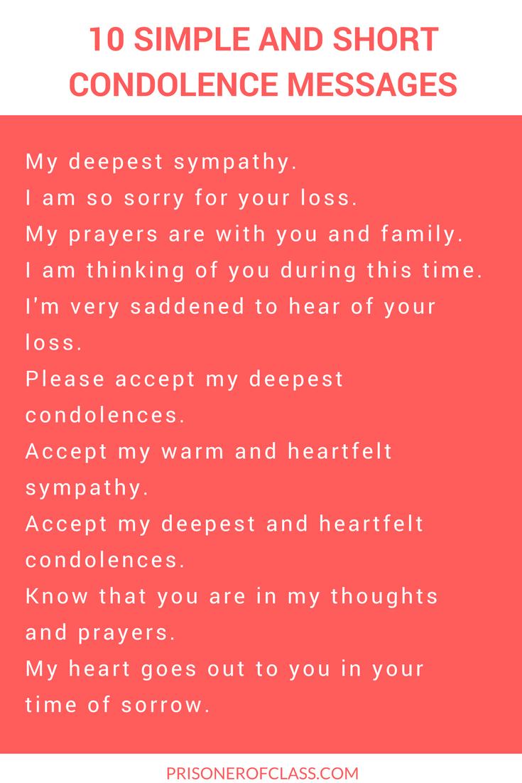 Heartfelt Condolence Messages For The Bereaved  Heartfelt