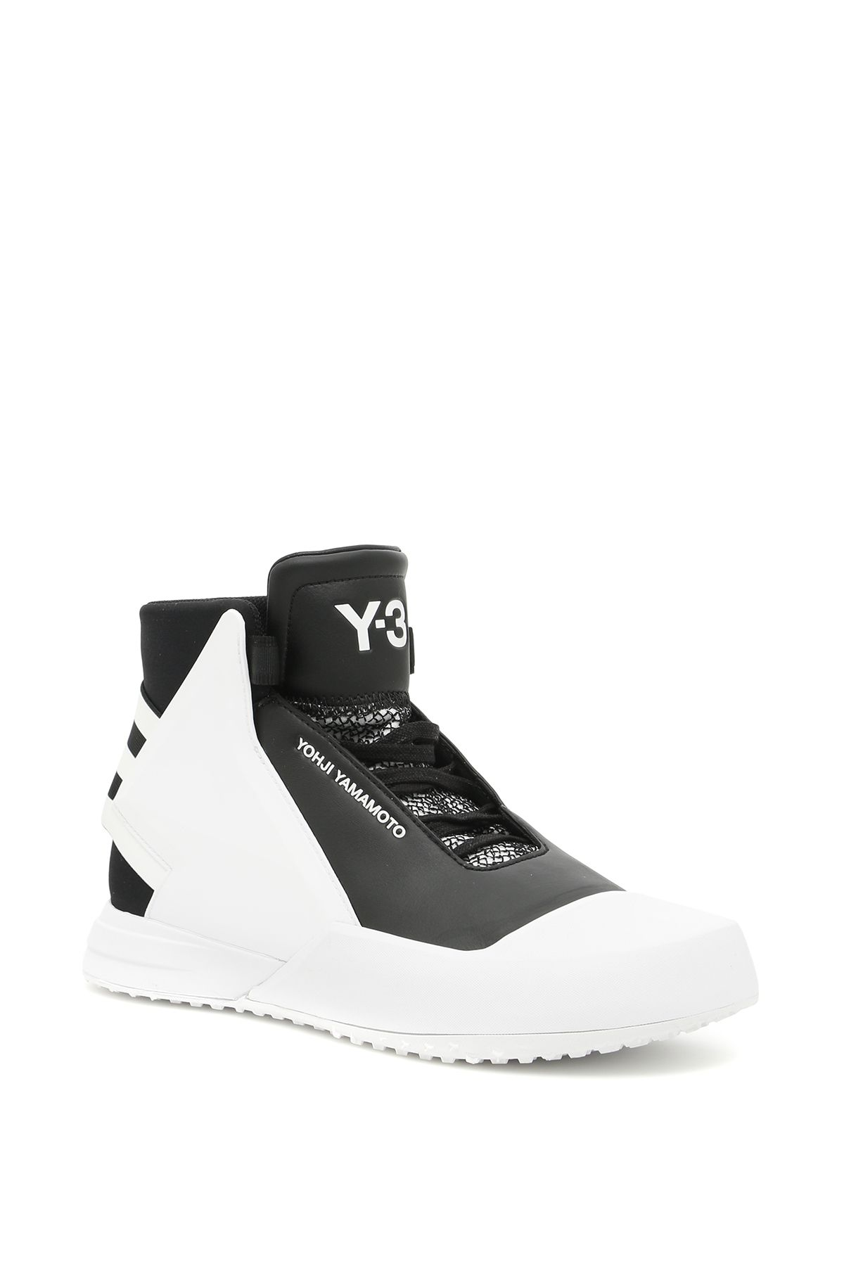 a97f8603e4 Y-3 BBBALL TECH SNEAKERS. #y-3 #shoes | Y-3 | Sneakers, High Top ...
