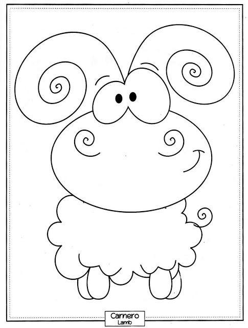 LIBRO PARA COLOREAR DE CARMEN HUNT 020.jpg | Dibujos infantiles ...