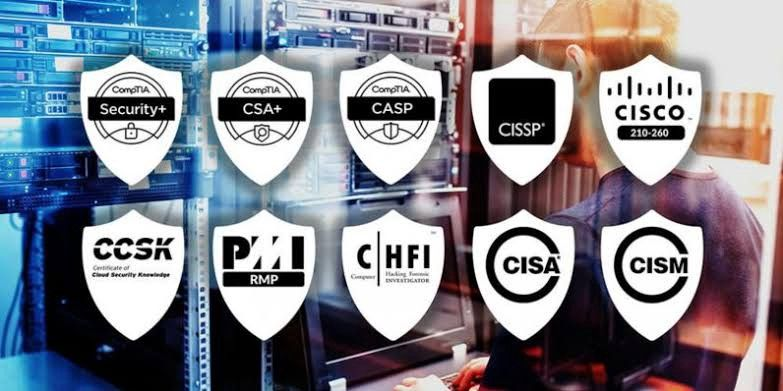 10 Hot Cyber Security Certifications For IT Professionals